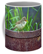 Wild Bird In A Natural Habitat.  Coffee Mug