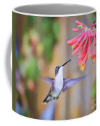 Wild Birds - Hummingbird Art Coffee Mug