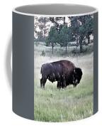 Wild Buffalo Coffee Mug