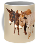 Wild Burro Buddies Coffee Mug