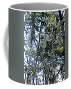 Wild Cherry Tree Blossoms On Verona Coffee Mug