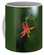 Wild Columbine Wildflower Coffee Mug