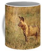 Wild Dog Of Botswana Coffee Mug