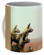 Wild Dog Coffee Mug