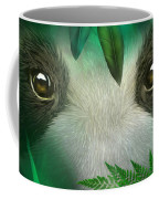 Wild Eyes - Giant Panda Coffee Mug
