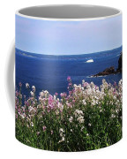 Wild Flowers And Iceberg Coffee Mug
