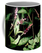 Wild Flowers In Pastel Coffee Mug