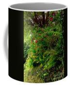 Wild Flowers On The Cliff Path Coffee Mug