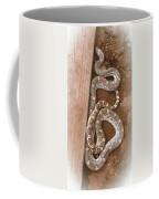 Wild Friendly Gopher Snake Coffee Mug