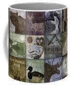 Wild Game Patchwork II Coffee Mug