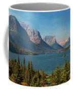 Wild Goose Island - Glacier National Park Coffee Mug