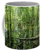 Wild Goose Woods Pond Iv Coffee Mug