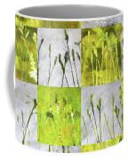 Wild Grass Collage 3 Coffee Mug
