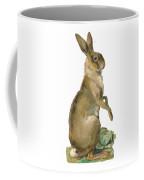 Wild Hare Coffee Mug by ReInVintaged