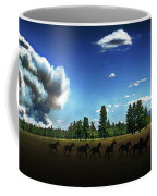 Wild Horse Fire Coffee Mug