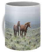 Wild Horses - Steens 1 Rw Coffee Mug