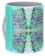 Wild Island Creation 1 Fractal B Coffee Mug