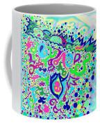 Wild Island Creation 1 Coffee Mug