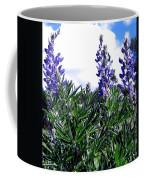Wild Lupines Coffee Mug