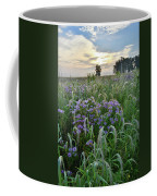 Wild Mints And Foxtail Grasses At Glacial Park Coffee Mug
