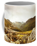Wild Mountain Terrain Coffee Mug