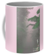 Wild Orchid In Volcano Mist Coffee Mug