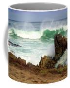Wild Pacific Two Coffee Mug