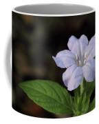 Wild Petunia Coffee Mug