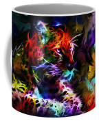 Wild Puma Colors Coffee Mug