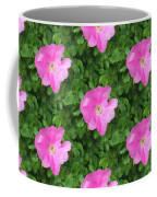 Wild Rose Pattern Coffee Mug