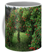 Wild Rosehips Coffee Mug