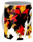 Wild Side Of A Flower Coffee Mug