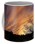 Wild Sky Of Autumn Coffee Mug