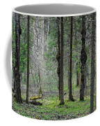 Wild Spring Forest Coffee Mug