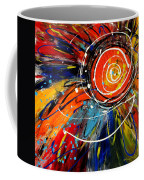 Wild Sunflower 2 Coffee Mug