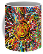 Wild Sunflowers 3 Coffee Mug