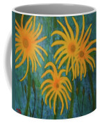 Wild Sunflowers Coffee Mug