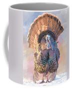 Wild Tom Turkey Coffee Mug