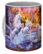 Wild Unicorns Coffee Mug