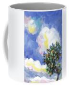 Wild Vineyard Quadriptych Part One Coffee Mug