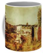 Wild West Australian Barn Coffee Mug