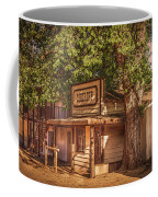 Wild West Sheriff Office Coffee Mug