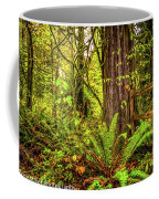 Wild Wonder In The Woods Coffee Mug