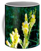 Wild Yellow Flowers Coffee Mug