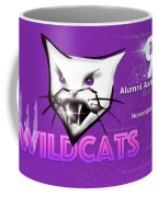 Wildcat 90 Logo Semi Comp4 Coffee Mug