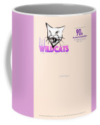 Wildcat Letter Head Coffee Mug