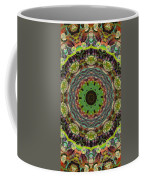 Wilder Flower Mandala Coffee Mug