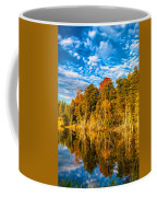 Wilderness Pond - Paint Coffee Mug