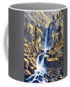 Wilderness Waterfall Coffee Mug