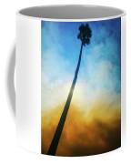 Wildfire Palm Coffee Mug